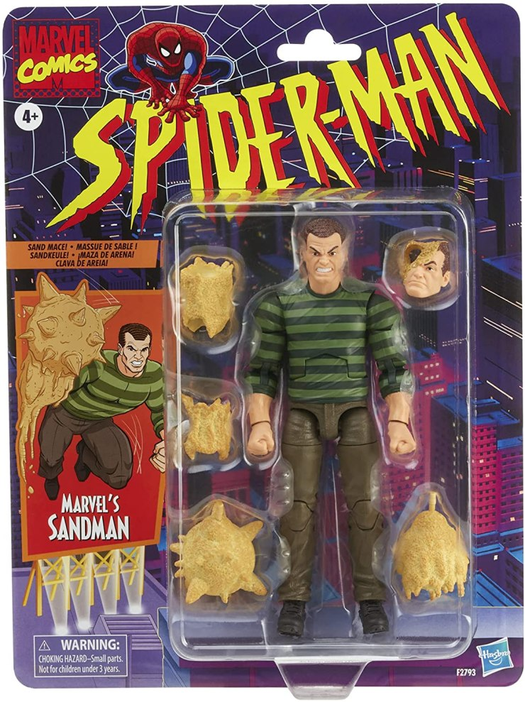 Marvel Legends Sandman