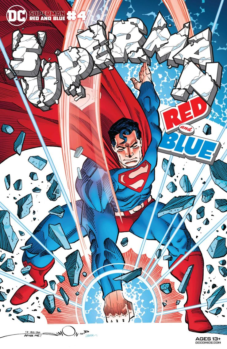DC Preview: Superman Red & Blue (2021-) #4