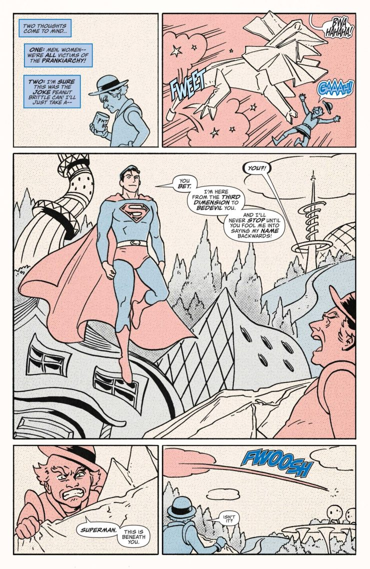 Superman Red & Blue (2021-) #4