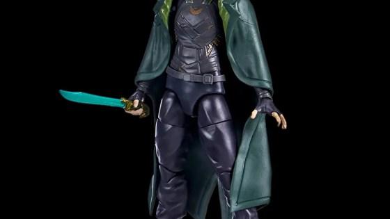 Loki: Hasbro reveals new Marvel Legends Sylvie figure