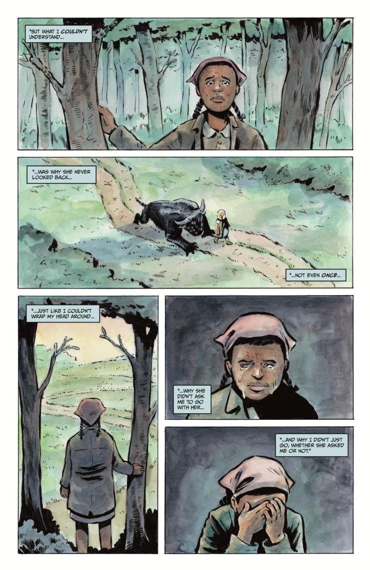Harrow County is back! The award-winning, Eisner-nominated southern-gothic horror series returns with a brand-new story.