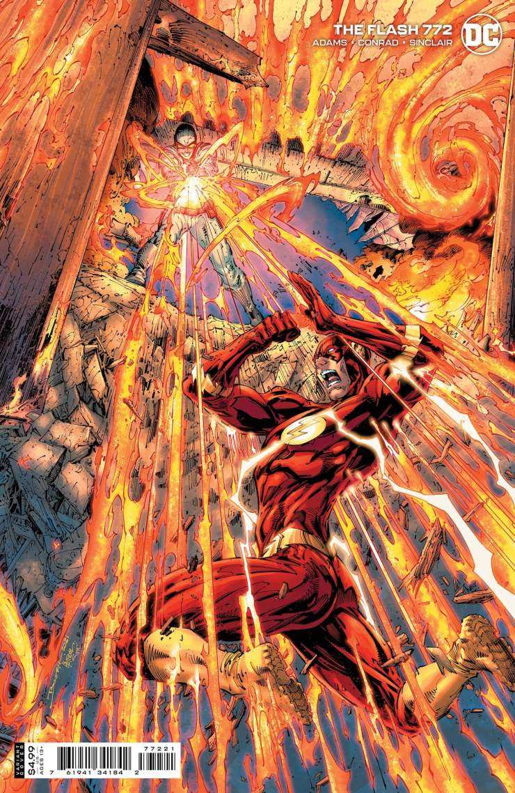 DC First Look: The Flash #772