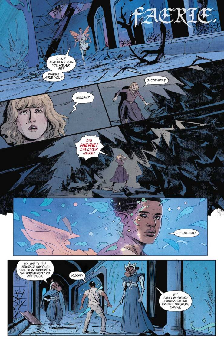 DC Preview: The Dreaming: Waking Hours #11