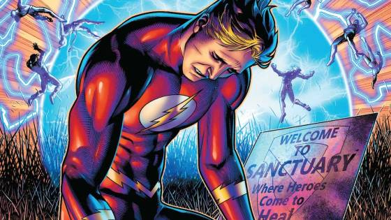 DC Preview: The Flash #771