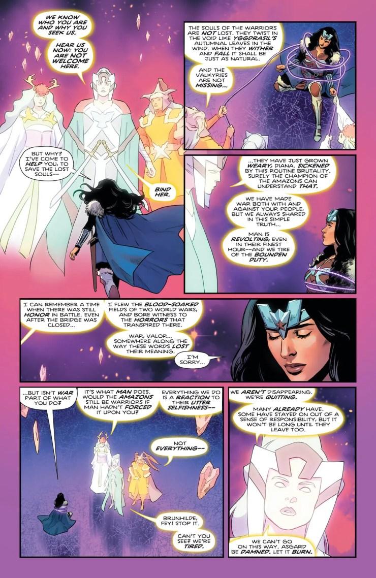 DC Preview: Wonder Woman #773