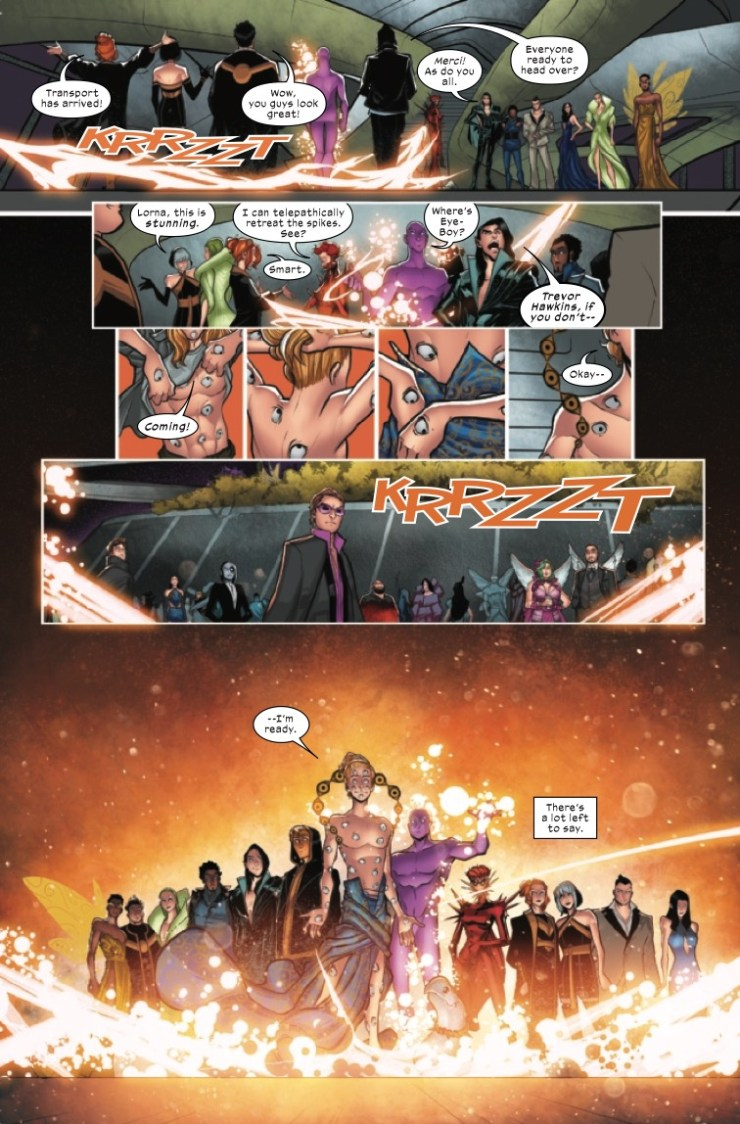 Marvel Preview: X-Factor #10