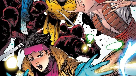 'X-Men Legends' #7 is a just-okay X-Men experience