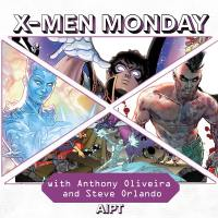 X-Men Monday #111 - Anthony Oliveira & Steve Orlando Talk 'Marvel's Voices: Pride'