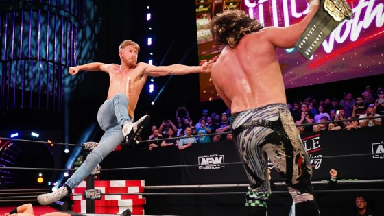 PTW Wrestling Podcast episode 158: Surprise WWE releases and AEW Double or Nothing fallout