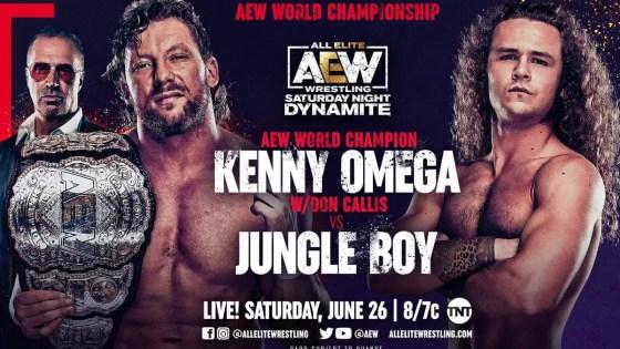 AEW Dynamite is back in full form