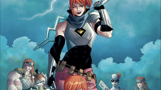Commanders in Crisis #9 Cover