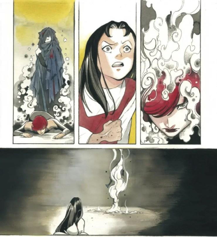 AIPT Comics Podcast Episode 128 Demon Days Mariko