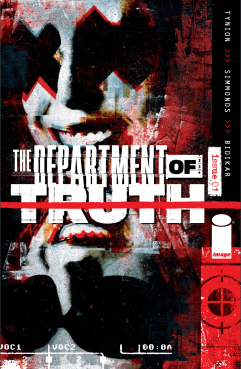 'The Department of Truth' sells out and gets sixth printing