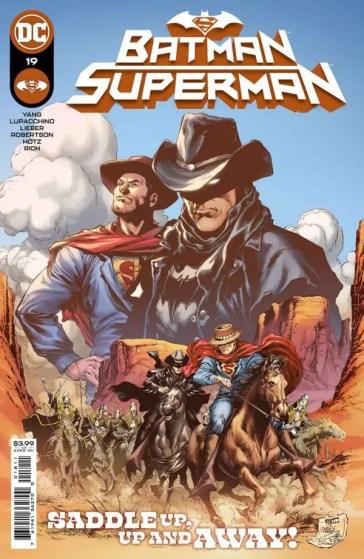 AIPT Comics Podcast Episode 128: Jon Davis-Hunt Batman Superman
