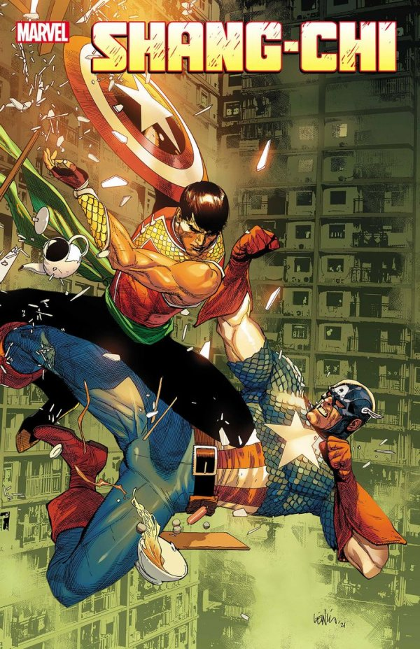 Marvel First Look: Shang-Chi #2