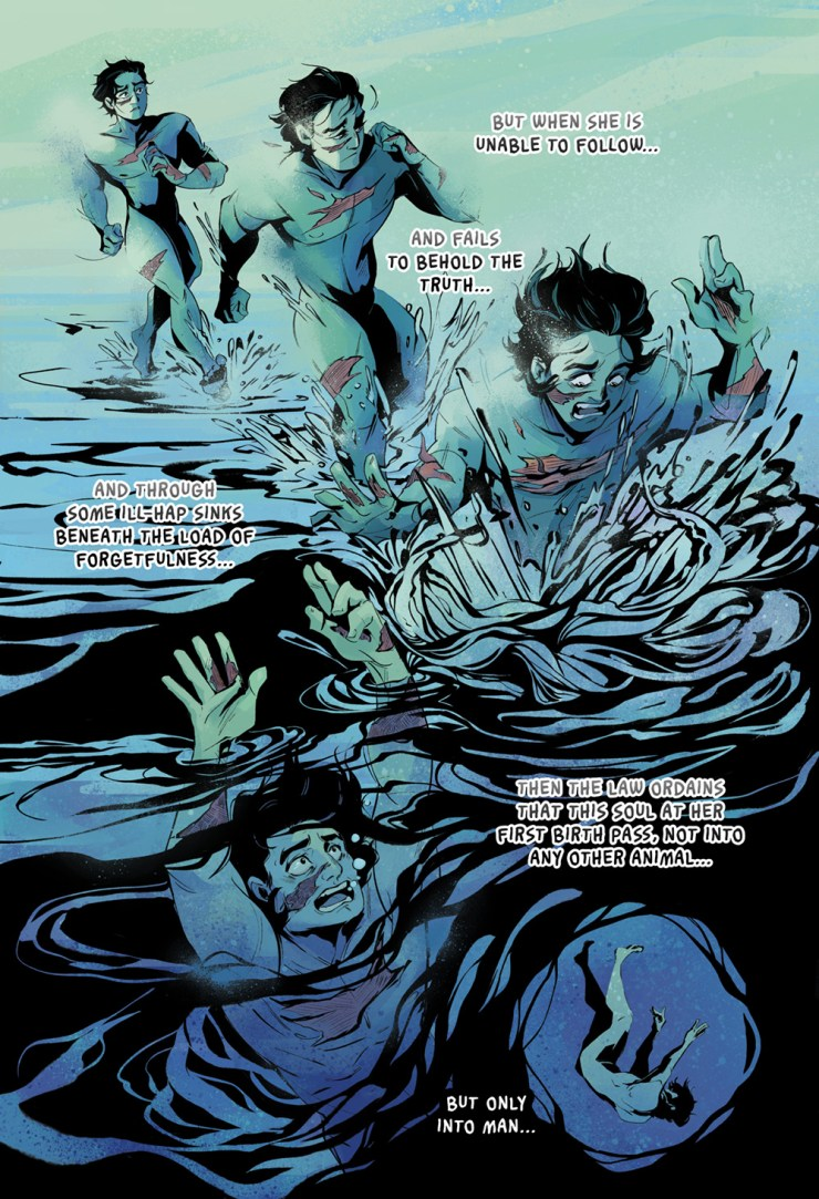 Comics Preview: Madness; or, the Modern Dionysus