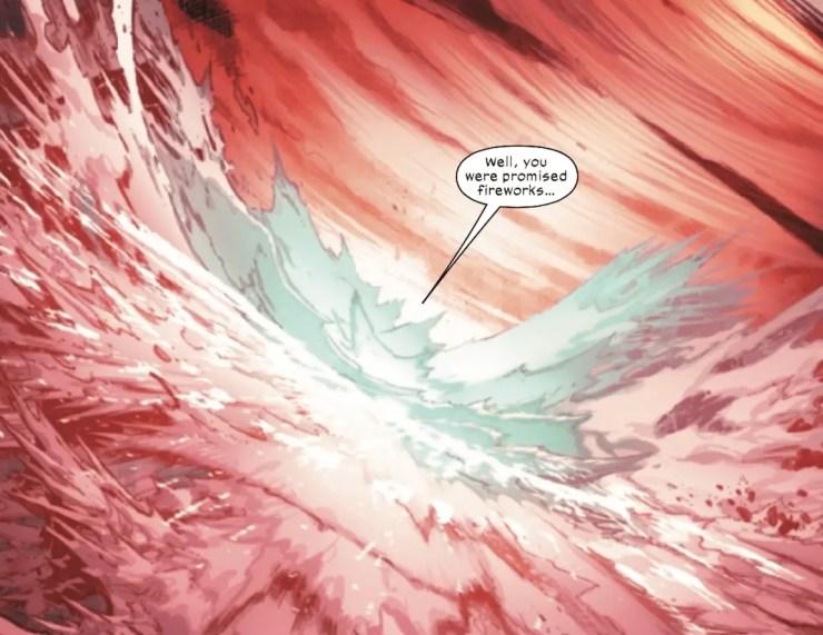 'Planet-Size X-Men' #1