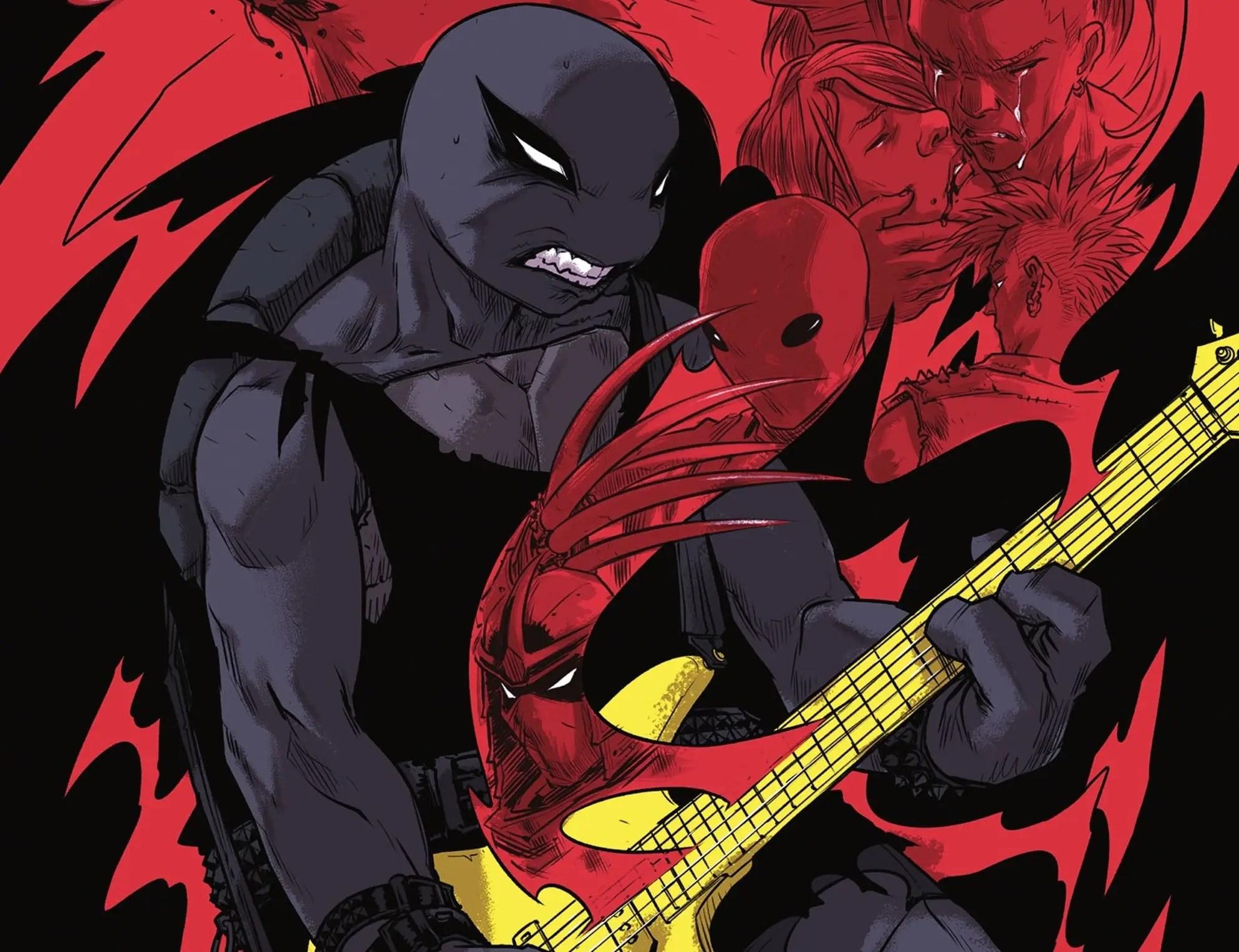'Teenage Mutant Ninja Turtles' #117 gets the ball rolling in a big way