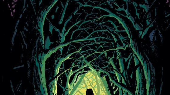 Dark Horse announces 'Children of the Woods' for January 2022