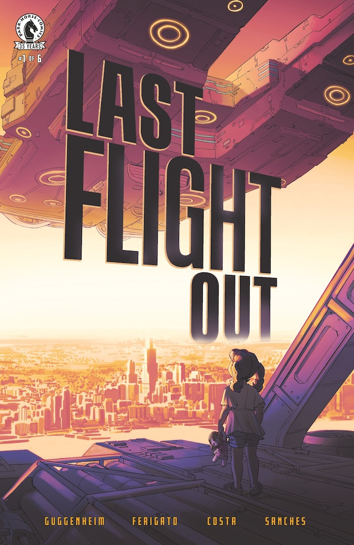 Dark Horse schedules 'Last Flight Out' for September 2021