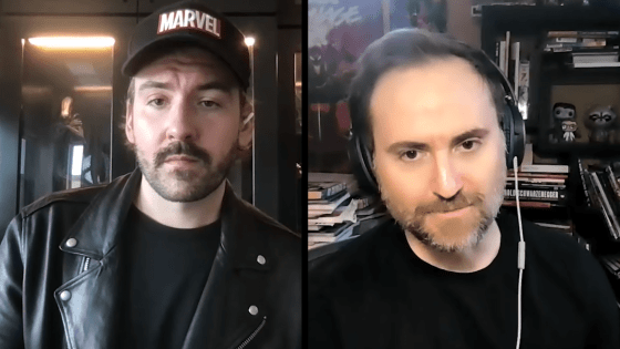 Donny Cates and Ryan Stegman bid farewell to Venom in new video