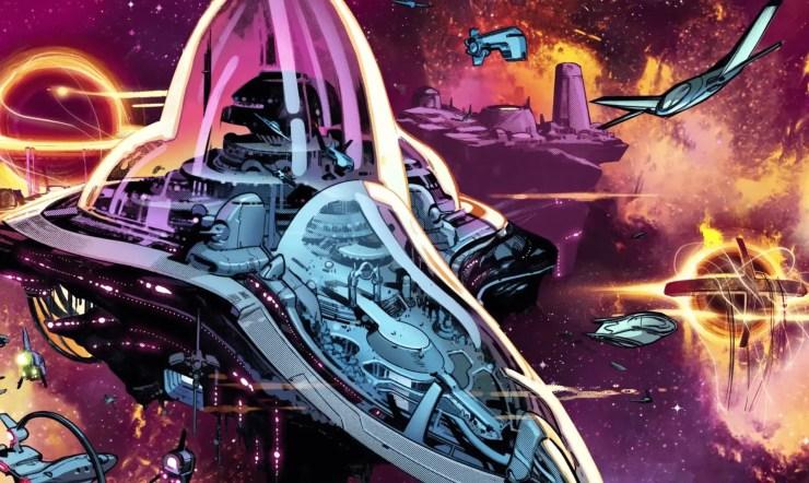 X-Men #1 trailer Marvel Comics