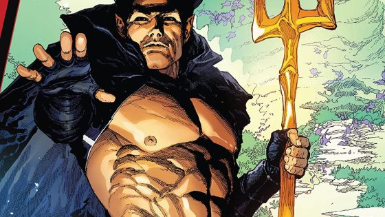 'King in Black: Namor' is a richly drawn and colored collection