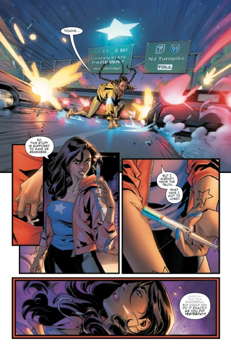 Marvel Preview: America Chavez: Made In The Usa #4