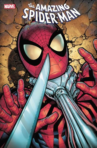 Marvel reveals new 'Amazing Spider-Man' covers