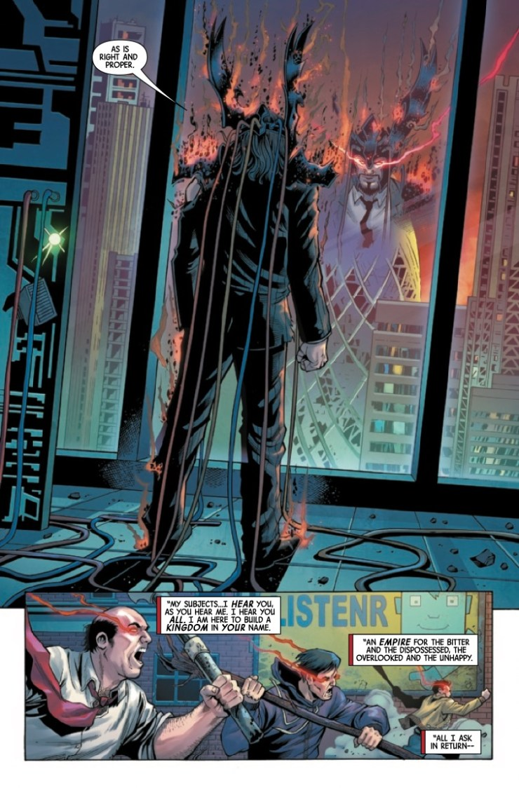 Marvel Preview: Black Knight: Curse of the Ebony Blade #5