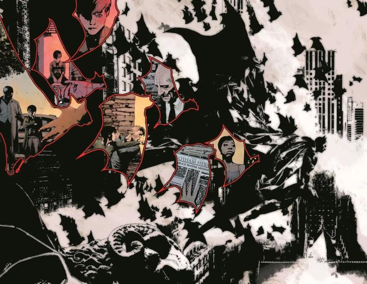 DC Comics First Look: Batman: The Imposter