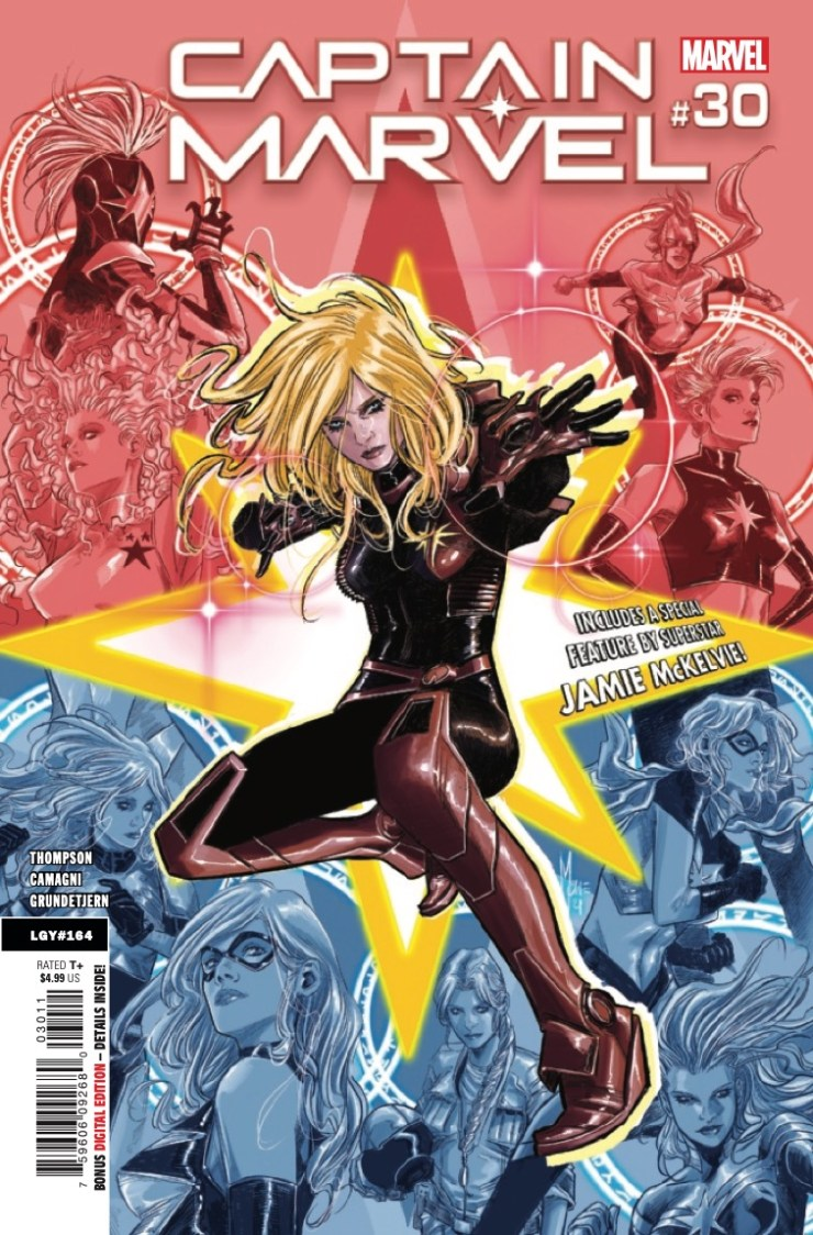 EXCLUSIVE Marvel Preview: Captain Marvel #30