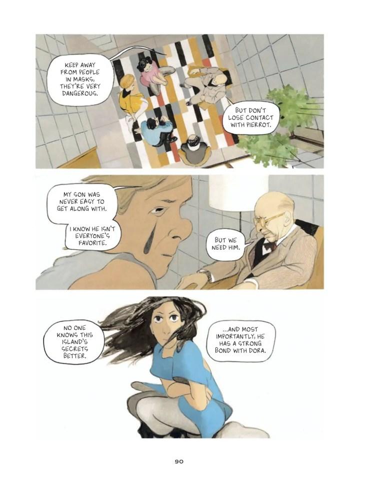 EXCLUSIVE Humanoids Preview: Celestia