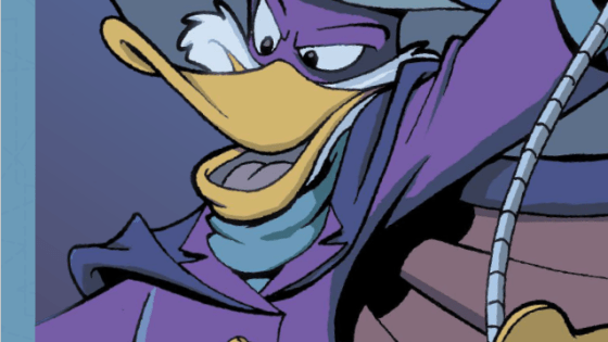 'Disney Afternoon Adventures Vol. 1: Darkwing Duck: Just Us Justice Ducks and Other Stories' review