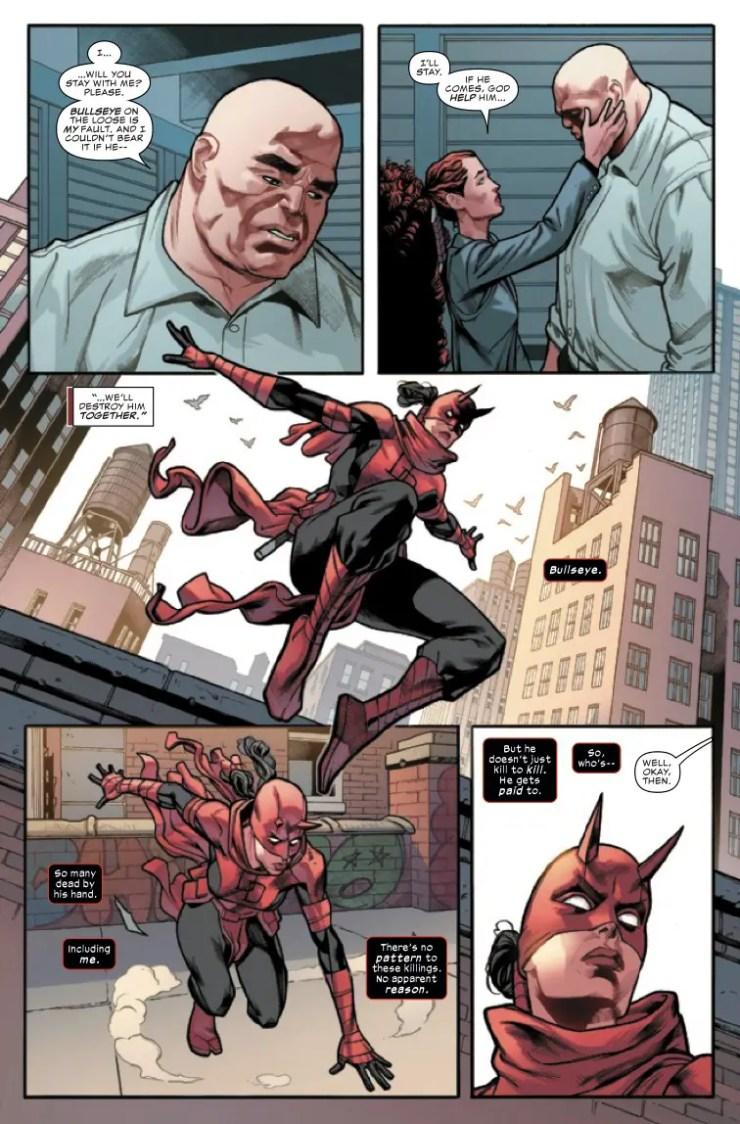 Marvel Preview: Daredevil #32