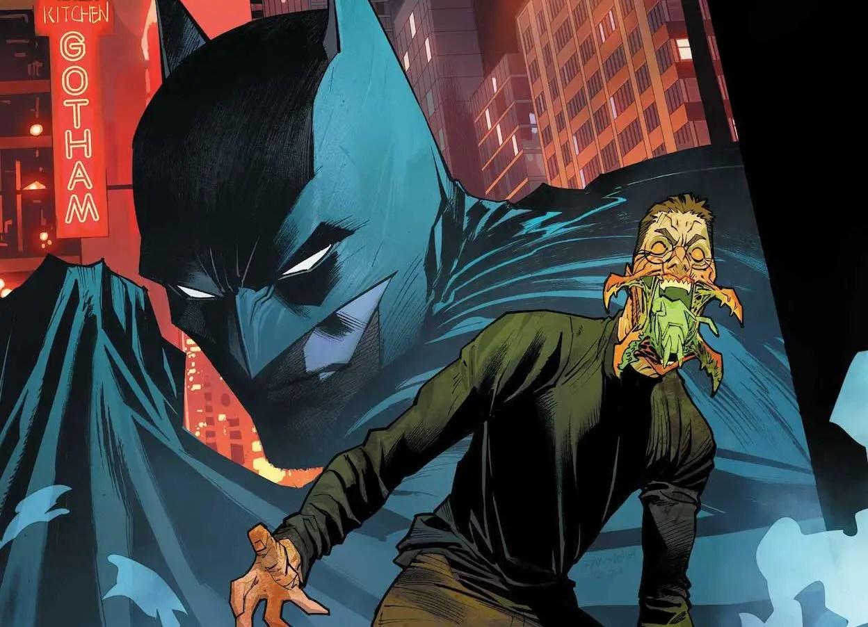 'Detective Comics' #1039 lands a tired blow
