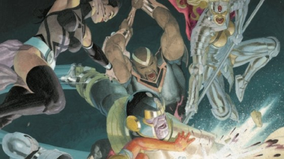 Marvel Preview: Eternals #6