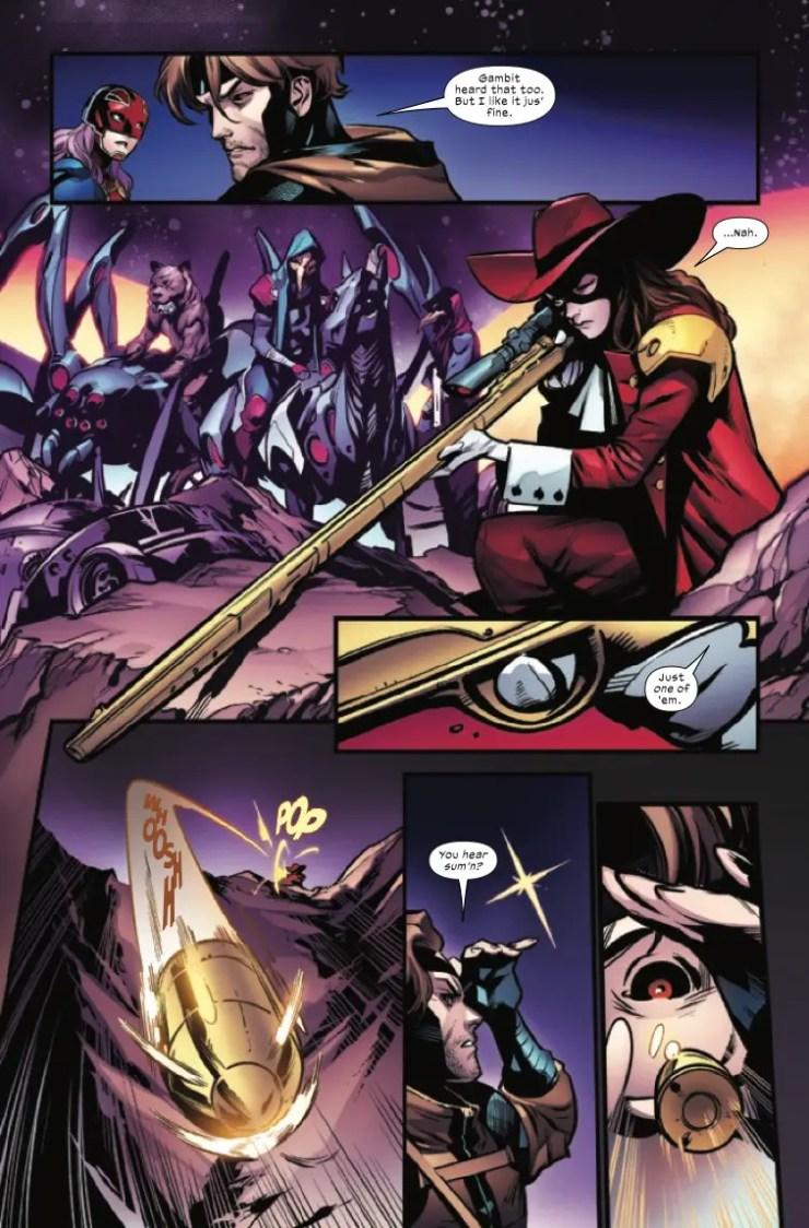Marvel Preview: Excalibur #22
