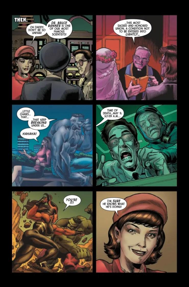Marvel Preview: Immortal Hulk #48