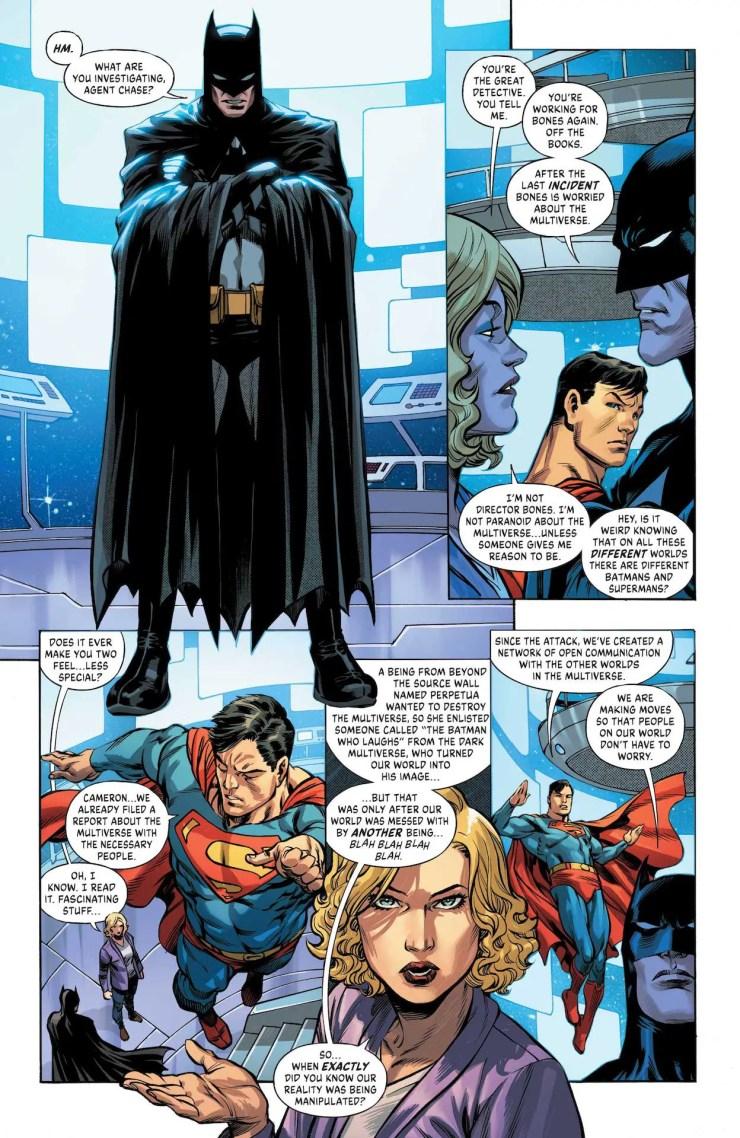 DC Preview: Infinite Frontier #2