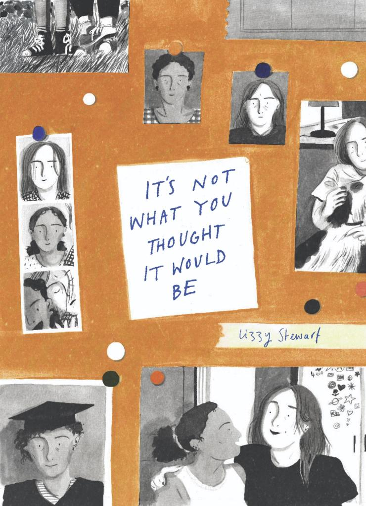 EXCLUSIVE Fantagraphics Preview: It's Not What You Thought It Would Be