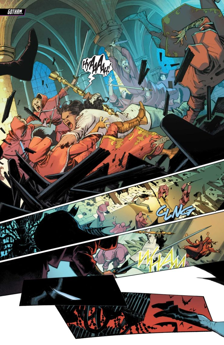 DC Preview: Justice League #64