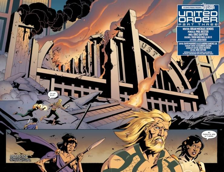 DC Preview: Justice League #66