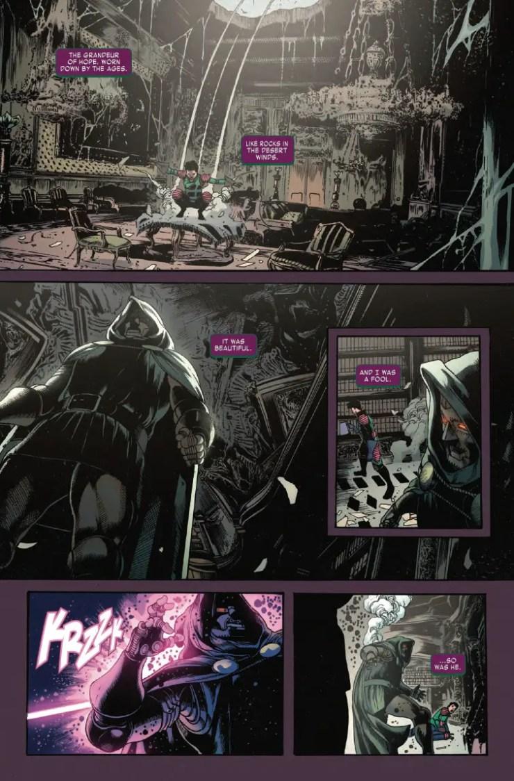 Marvel Preview: Kang The Conqueror #1