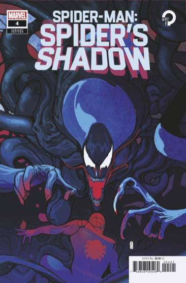AIPT Comics podcast Cover of the Week Spider's Shadow #4
