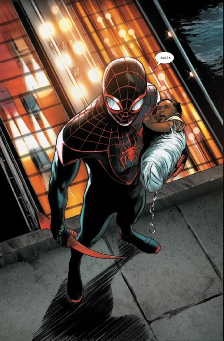 Marvel Preview: Miles Morales: Spider-Man #28