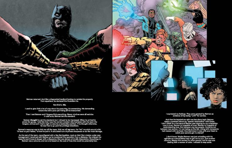 John Ridley 'The Other History of the DC Universe'