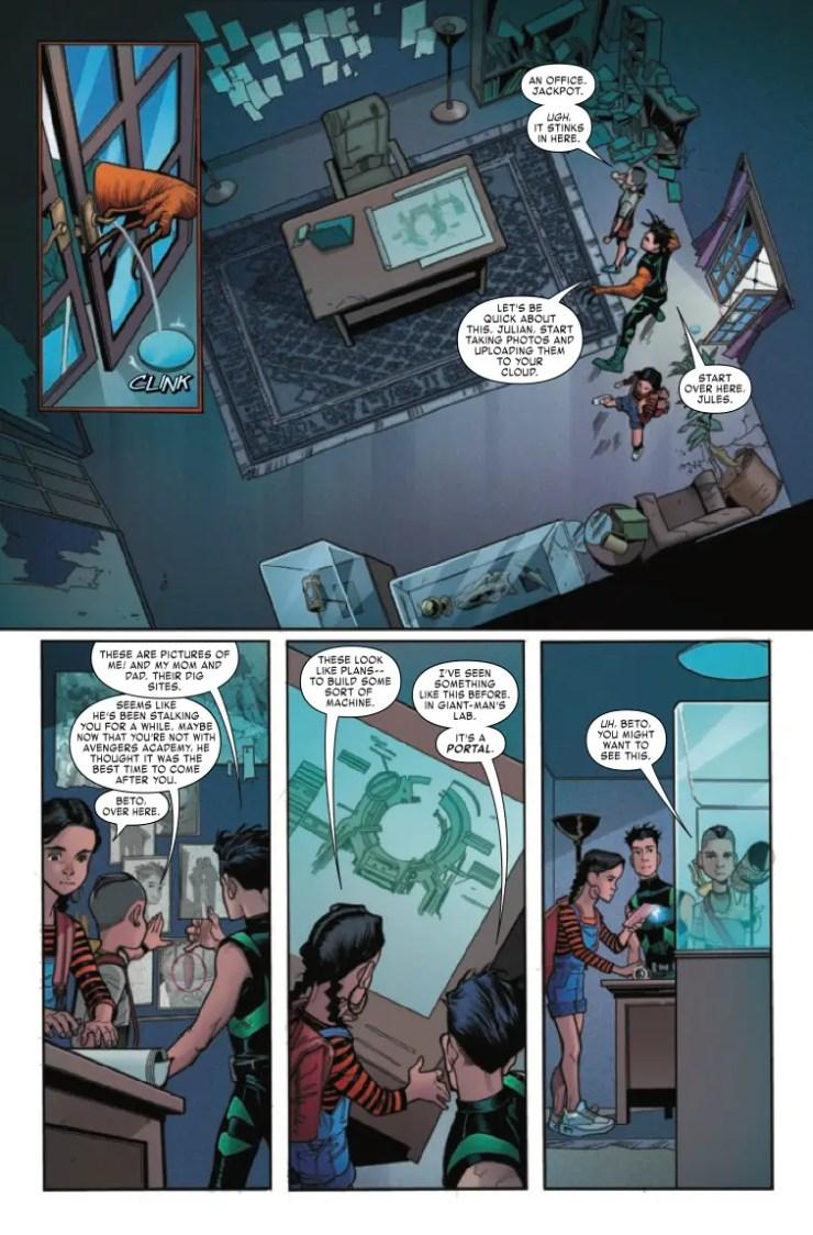 Marvel Preview: Reptil #3