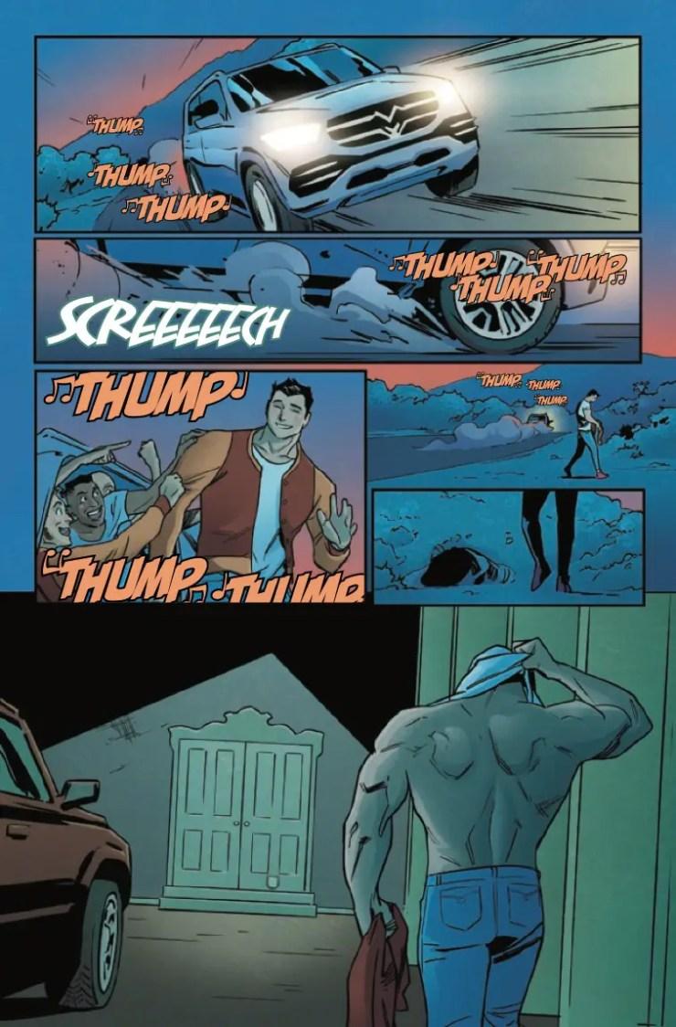 Marvel Preview: Runaways #37