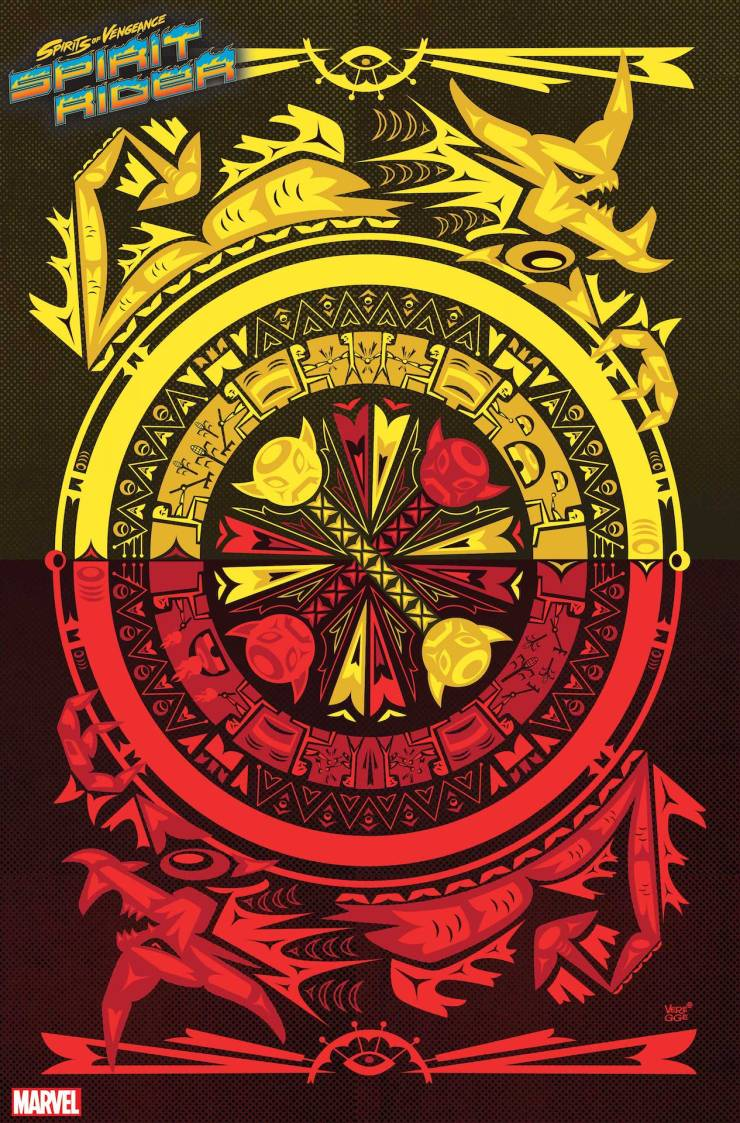 Marvel First Look: Spirits of Vengeance: Spirit Rider #1